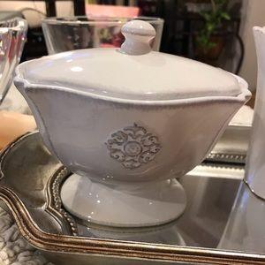 Southern Living Petite Lidded Bowl